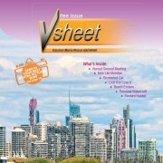 VSheet Newsletter 4